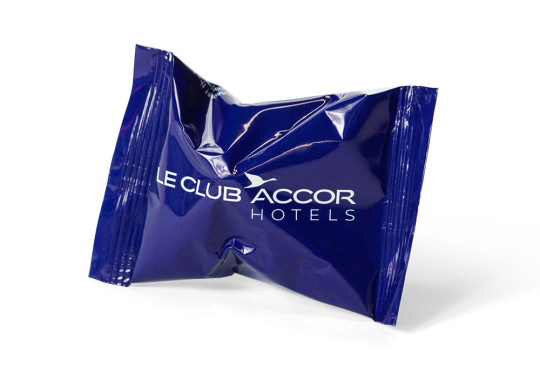 Fortune Cookie personalized wrapper - Accor hotels