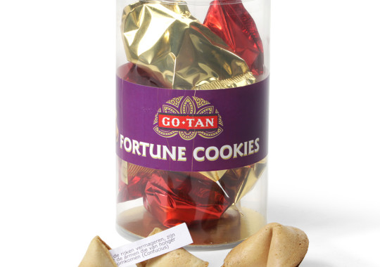 Fortune Cookies for Madame Tussauds