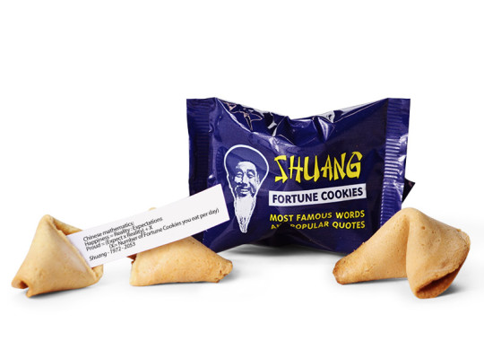 Shuang Fortune Cookies