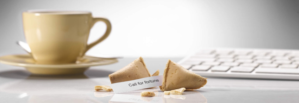 Call for Fortune - Fortune Cookie